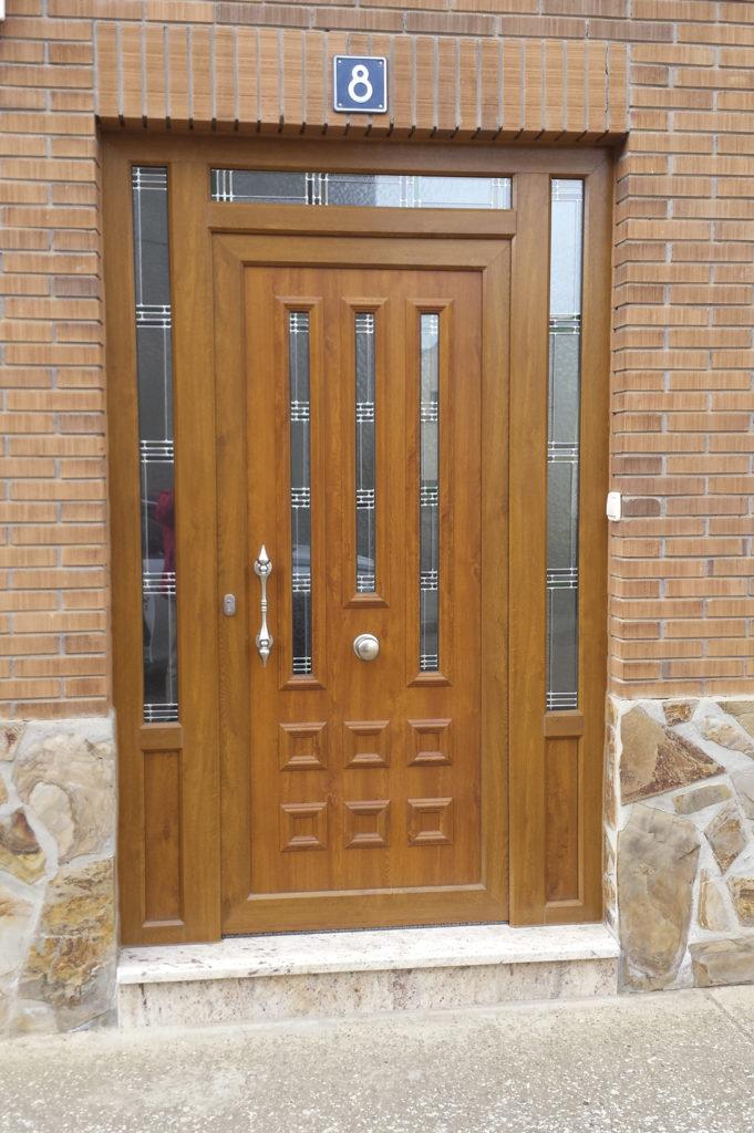Puertas de entrada pvc precios free puertas de entrada for Precios puertas pvc exteriores