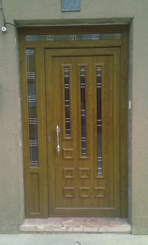 Indupanel – Puertas y Paneles Aluminio y PVC