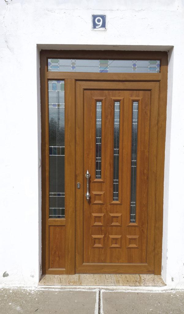 Puertas de pvc exterior precios affordable puertas pvc - Puertas de exterior de pvc ...
